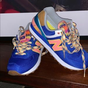 "New Balance ""574"" Sneakers"